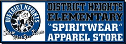 District Heights School Spirit Showroom