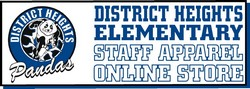 District Heights Elementary Staff Store