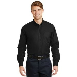 Cornerstone® Long Sleeve Superpro™ Twill Shirt