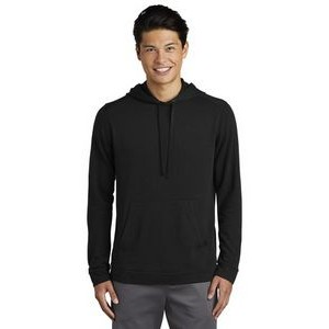 Sport-Tek® Men's PosiCharge® Tri-Blend Wicking Fleece Hooded Pullover Sweater