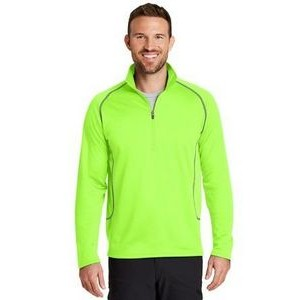Eddie Bauer® Men's Smooth Fleece Base Layer 1/2-Zip Sweater