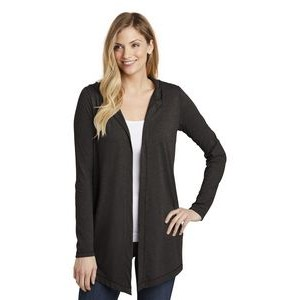 District® Women's Perfect Tri® Hooded Cardigan Sweater