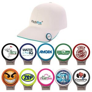 Pitchfix Hat Clip and Ball Marker