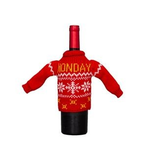 Custom Ugly Wine Bottle Sweater