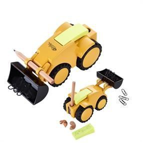 Troika® Yellow Digger Paper Weight