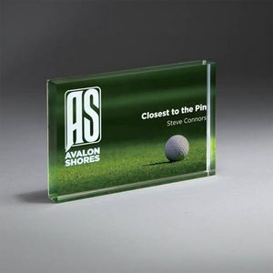 Golf Ball on Green Tablet