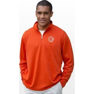 Vansport Mesh 1/4-Zip Tech Pullover Sweater