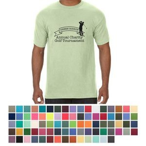 Comfort Colors - Garment Dyed Heavyweight Ringspun Short Sleeve Shirt