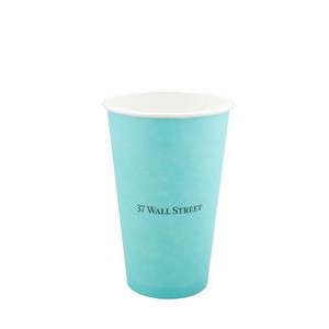 16 Oz. Full Wrap Color Paper Cup