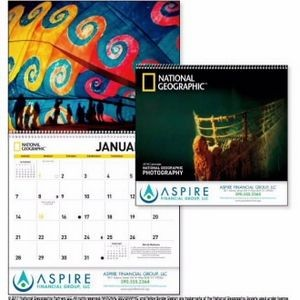 Triumph® National Geographic Photography Calendar