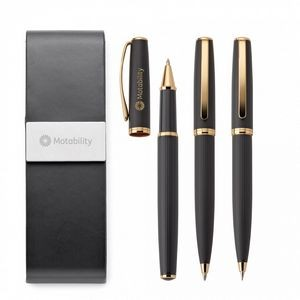 Renzo Pen, Rollerball & Pencil Set