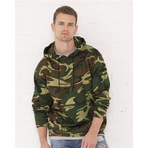 Code Five Adult Camouflage Pullover Hooded Sweatshirt
