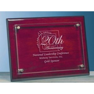 Rosewood Recognition Plaque