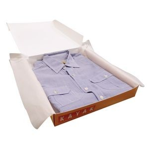 Sweater - Dress Shirt Apparel Box -4/0 Outside Box Print
