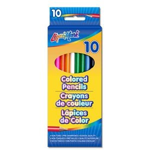 Liqui-Mark® Colored Pencils (10-Pack)