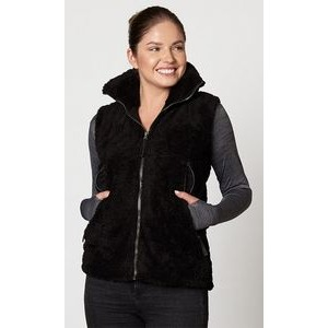 Ladies Ursa Sherpa Vest Ladies Ursa Sherpa Vest